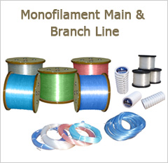 longline monofilament main & branch line